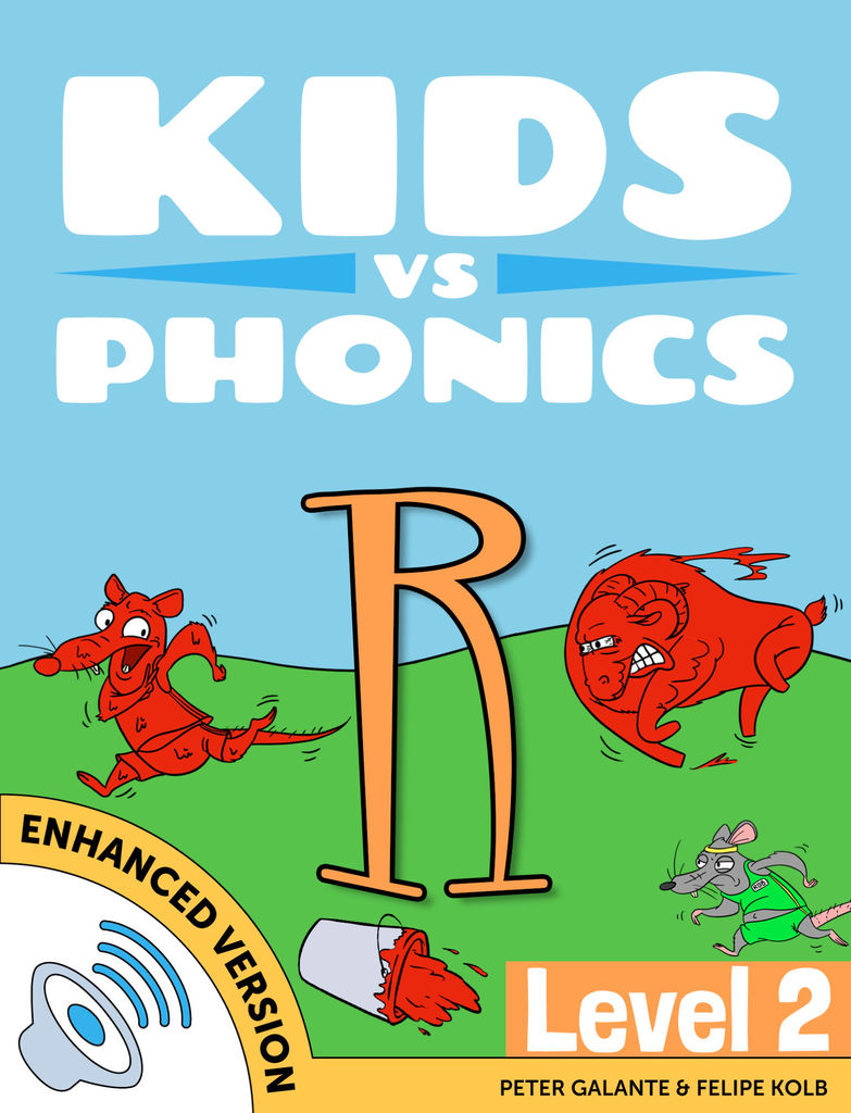 how to read the phonic R