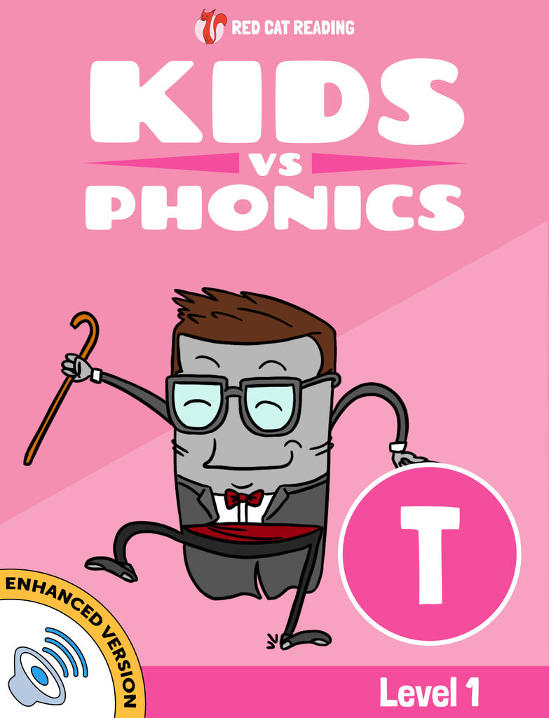 how to read the phonic T