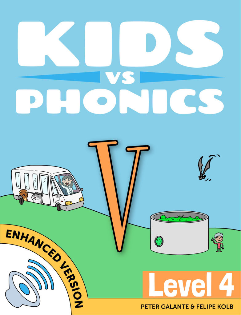 how to read the phonic V