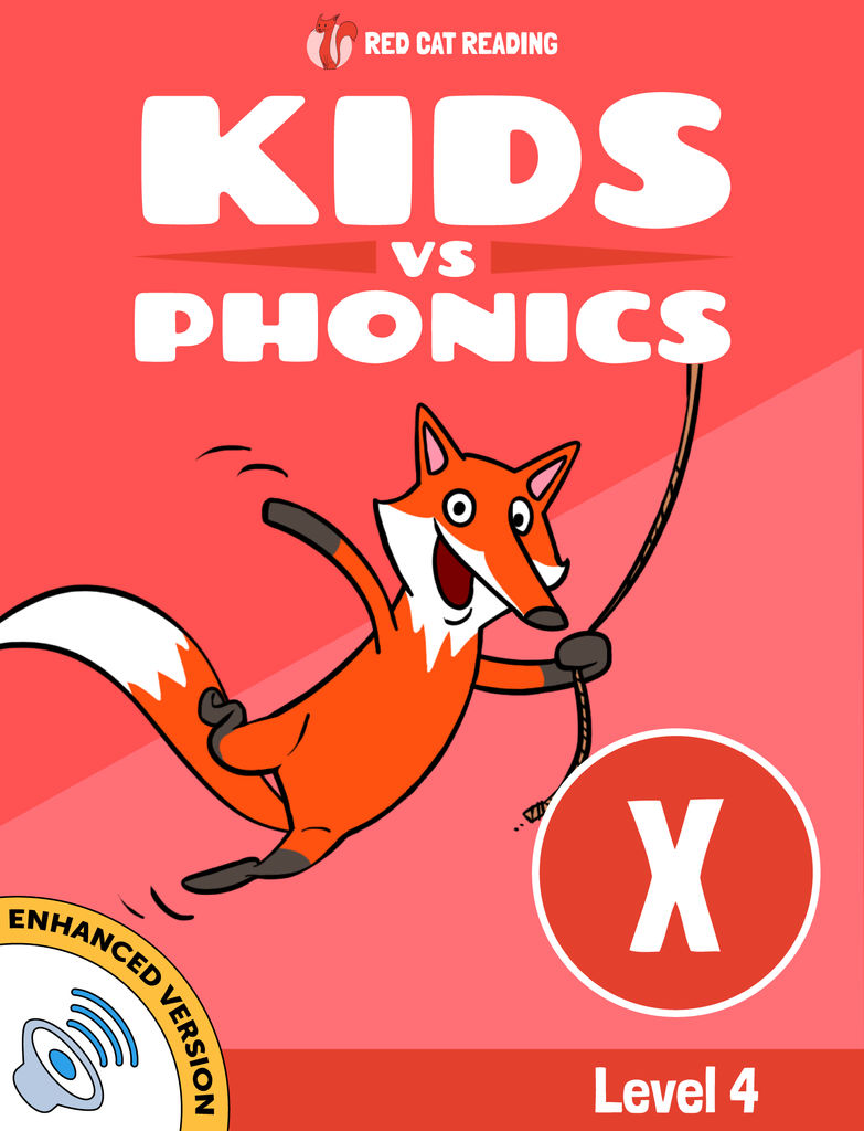 how to read the phonic X