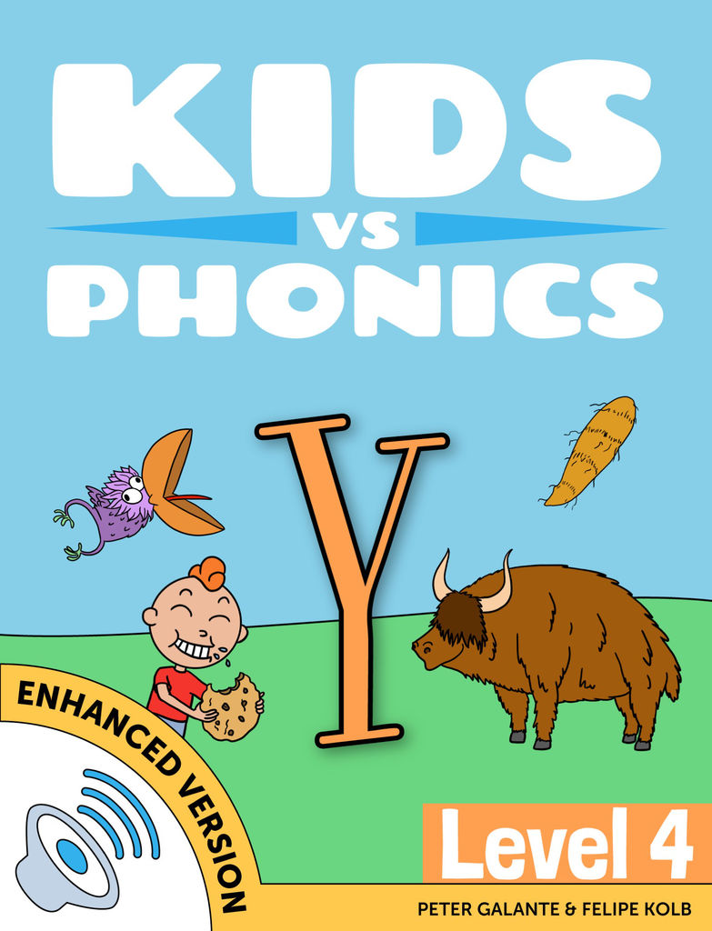 how to read the phonic Y