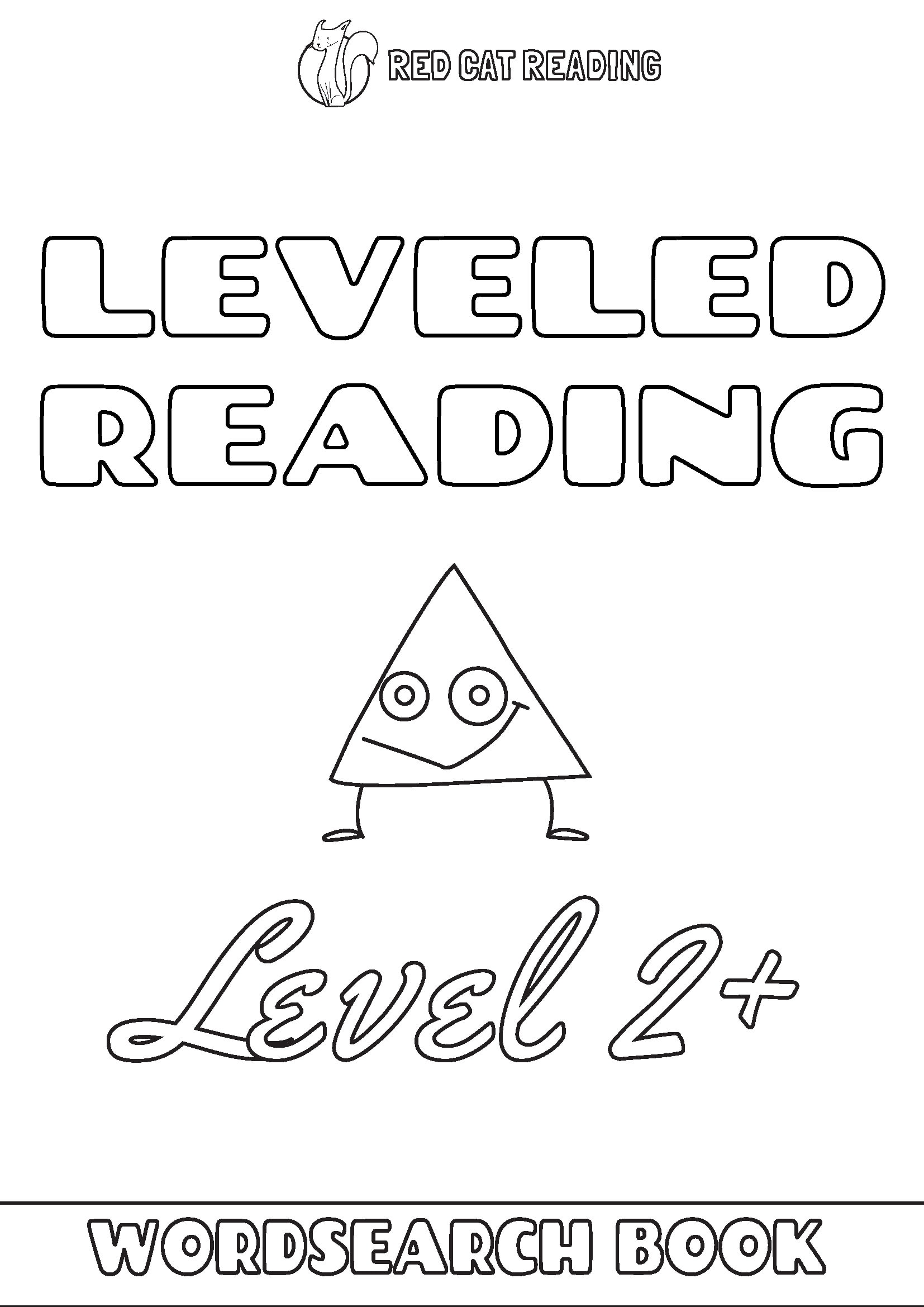 Red Cat Reading Leveled Reading Level 2+ Worksheet