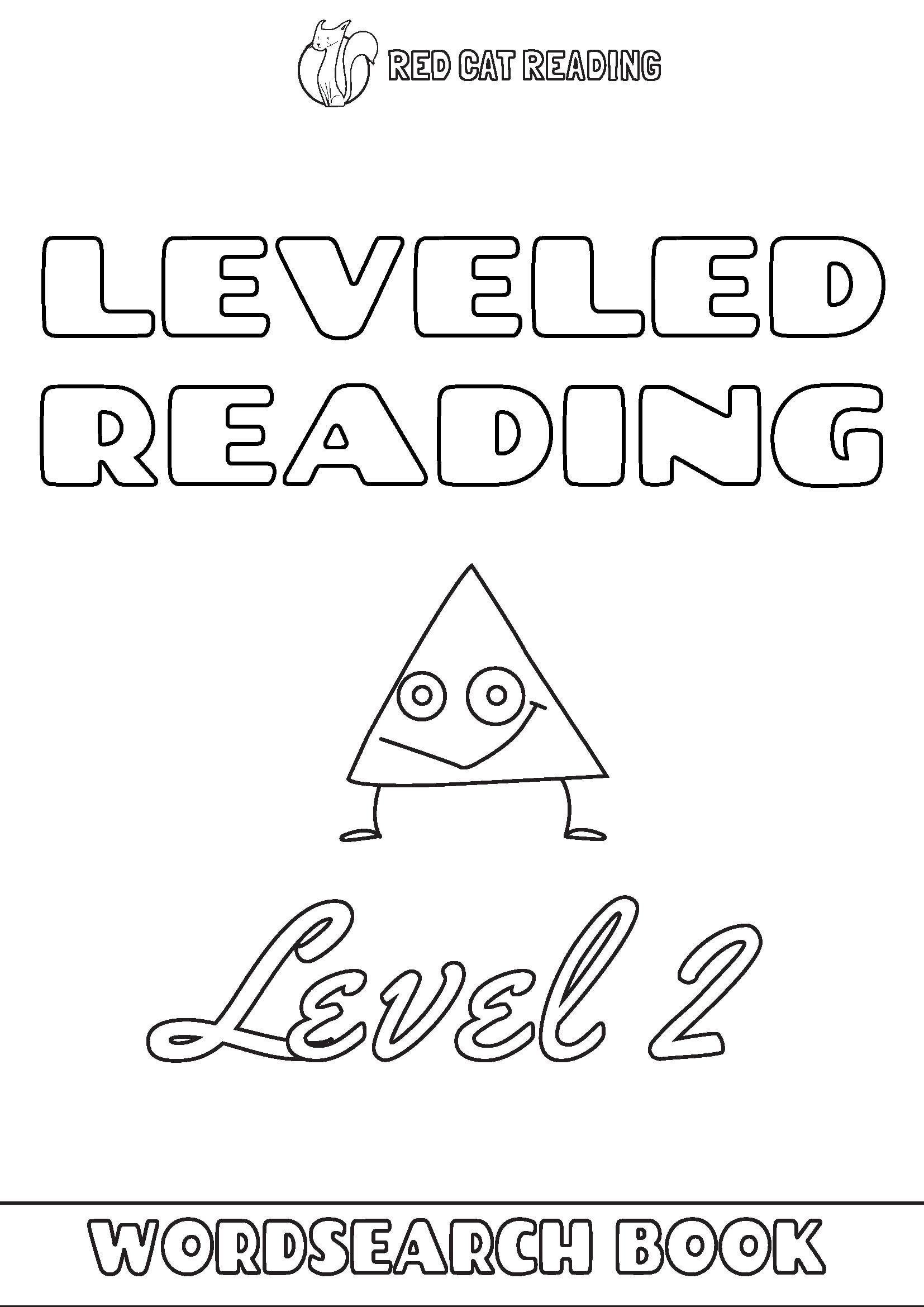 Red Cat Reading Leveled Reading Level 2 Worksheet