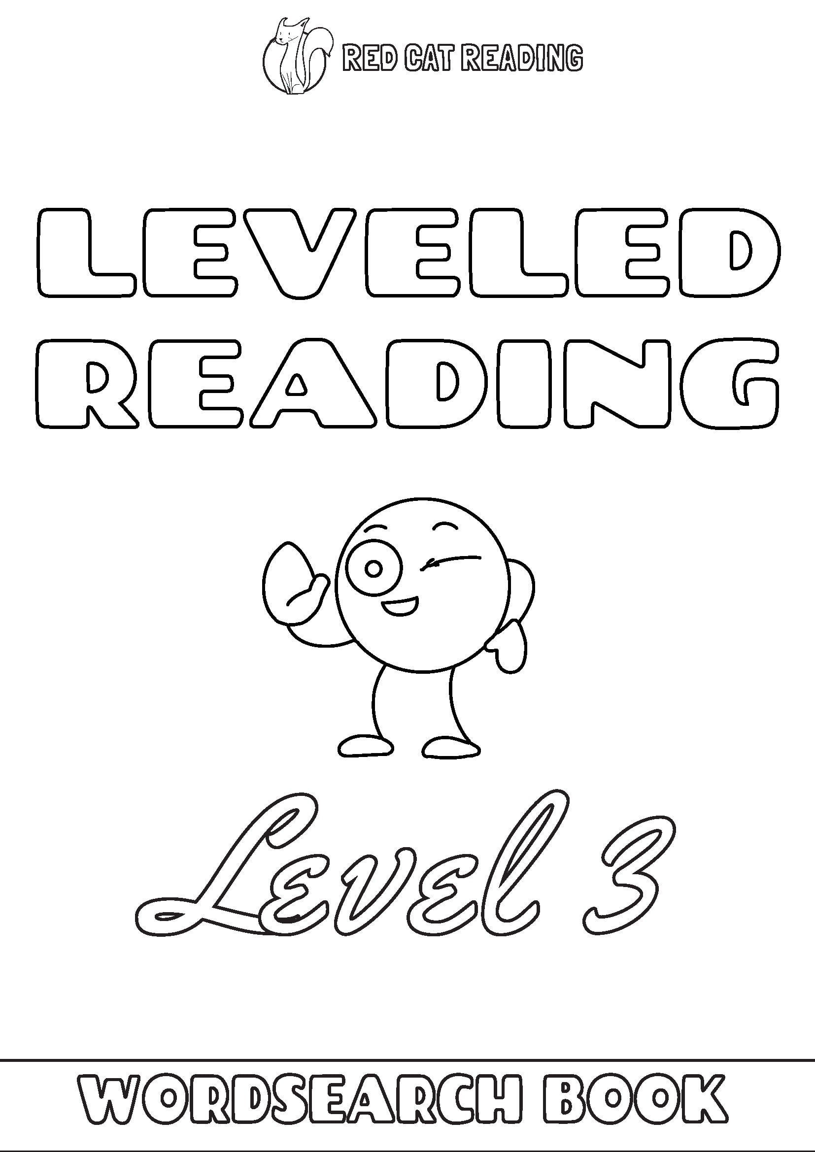 Red Cat Reading Leveled Reading Level 3 Worksheet