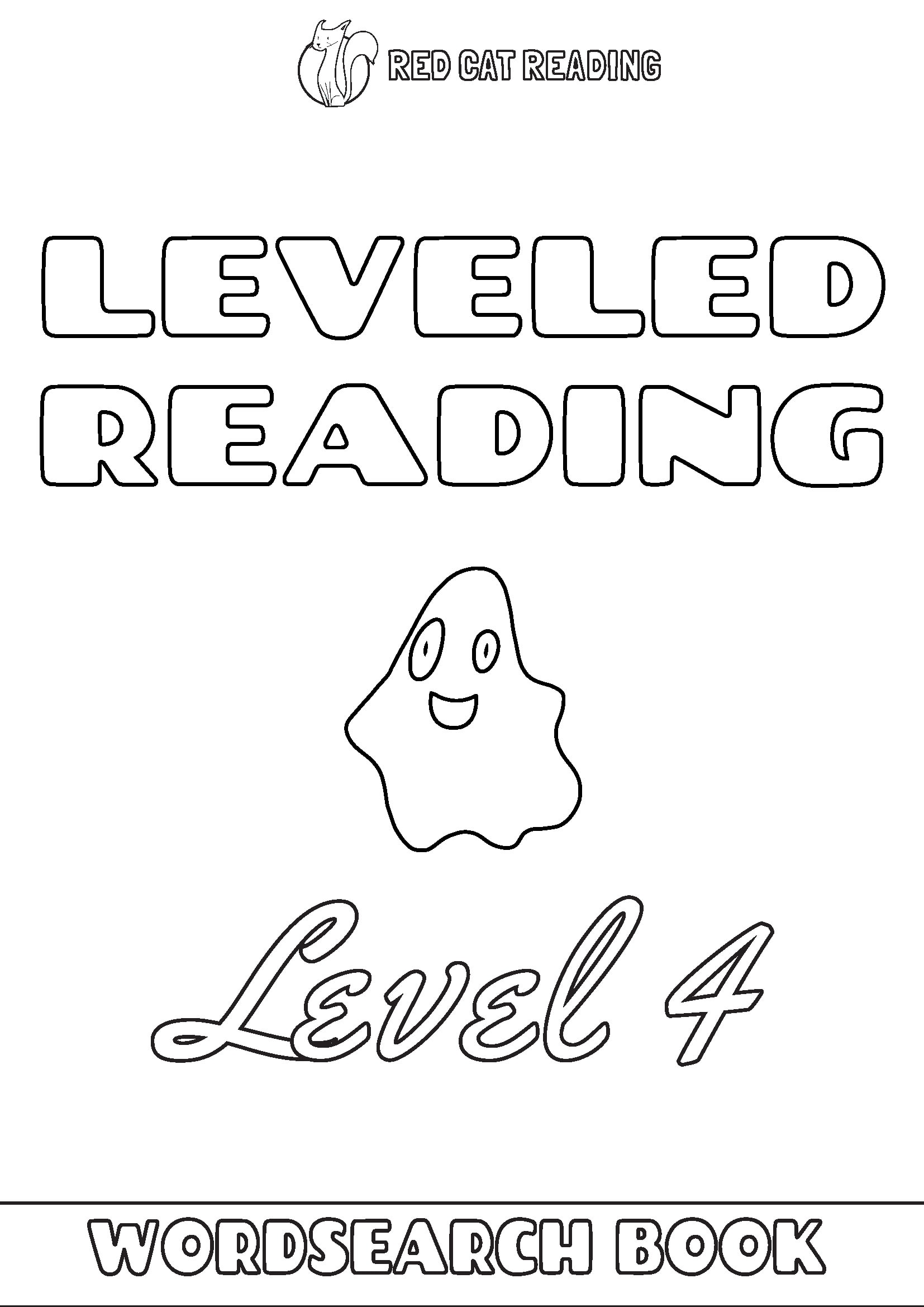 Red Cat Reading Leveled Reading Level 4 Worksheet