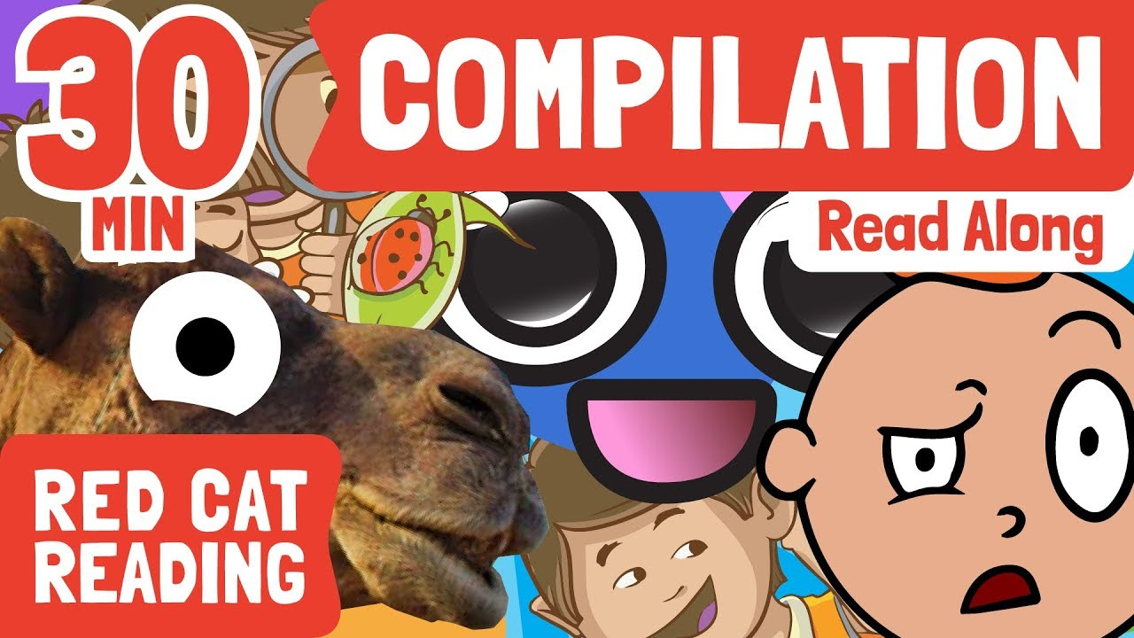 Red Cat Reading: 30 Minute Leveled Reading Compilation