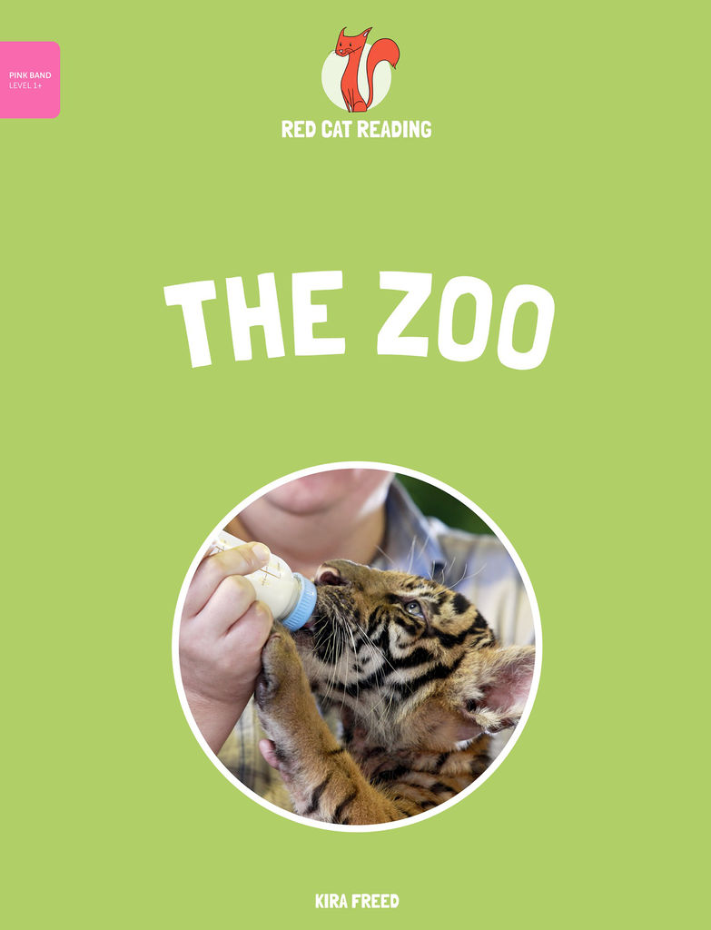 free kids book u2013 the zoo leveled reading by red cat reading